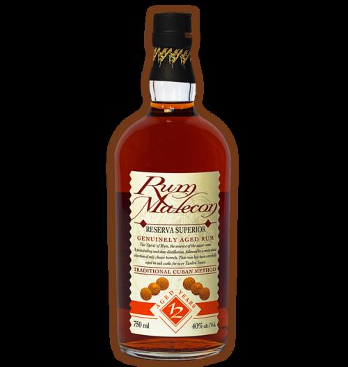Rum Malecon 12yo