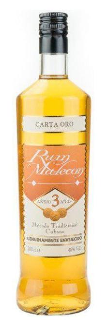 Rum Malecon 3yo