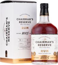CHAIRMAN'S Reserve Vintage 2005 0,7l 46%