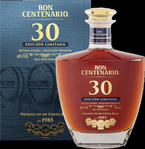 Ron Centenario 30yo Edicion Limitada
