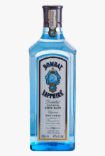BOMBAY SAPPHIRE London Dry Gin 0,7l 40%