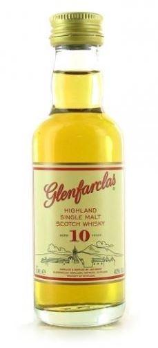 Glenfarclas 10yo miniatura