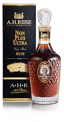 A.H. Riise Non Plus Ultra Rum