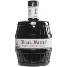 A.H. RIISE BLACK BARREL RUM 0,7l 40%