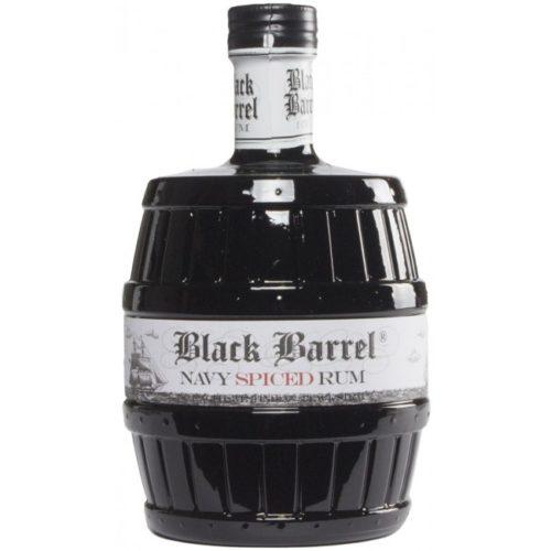 A. H. Riise Black Barrel Rum
