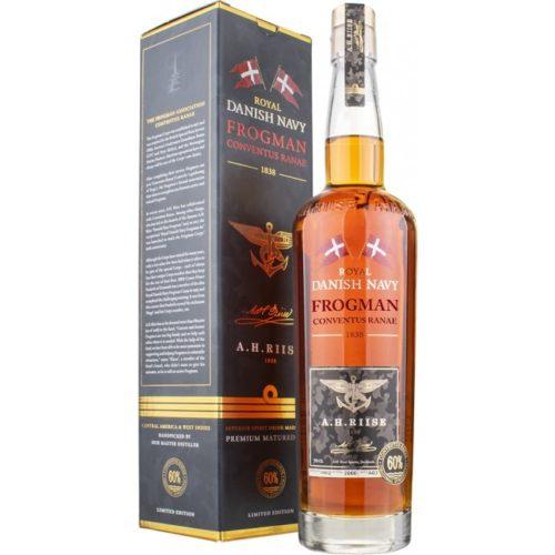A.H. Riise Frogman Rum Conventus Ranae