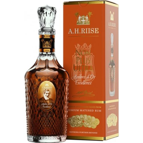 A.H. Riise Non Plus Ultra Ambre d´Or Excellence