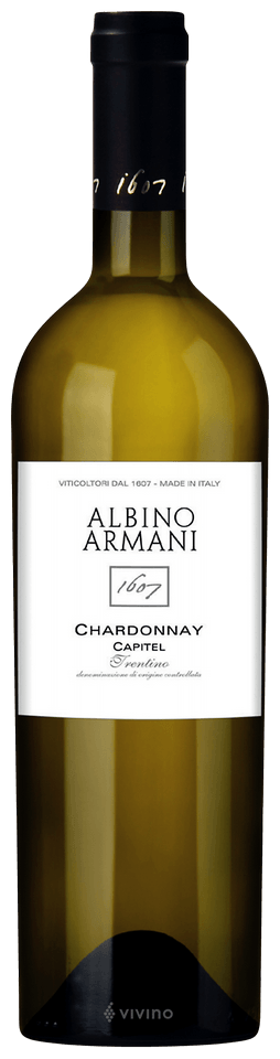 CHARDONNAY 2018 DOC CAPITEL  ALBINO ARMANI 0,75