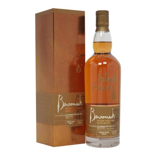 BENROMACH WOOD FINISH CH CISSAC 070 45%