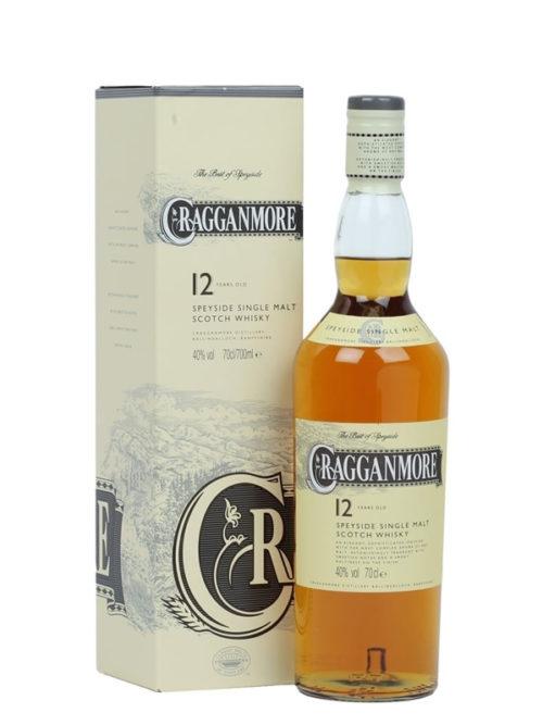 CRAGGANMORE 12 Y 070 40%