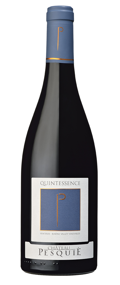 Quintessence Rouge 2017 AOC Château Pesquié 1.5 LTR