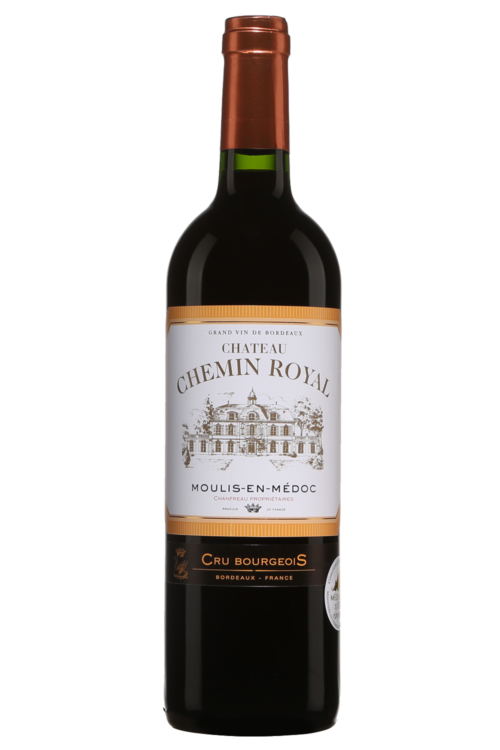 Chateau Chemin Royal AOC 2015 Cru Bourgeois  0,75