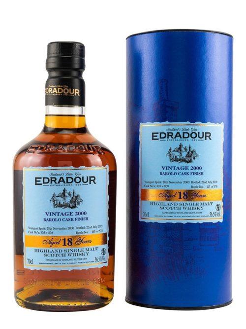 EDRADOUR BAROLO FINISH 2000 070 56,5%