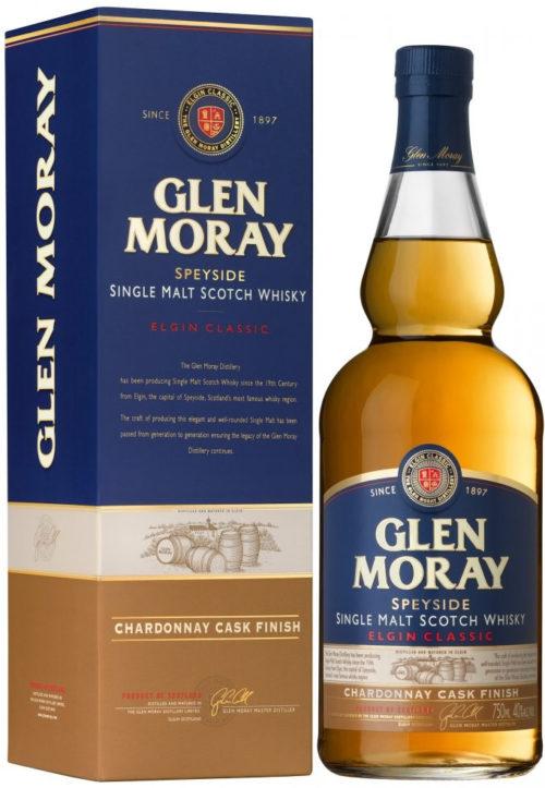 GLEN MORAY 10Y CHARDONNAY 070 40%