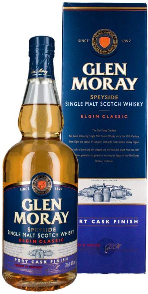 GLEN MORAY PORT CASK 070 40%