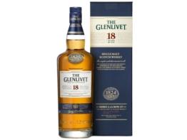 GLENLIVET 18 Y DIST 070 43%