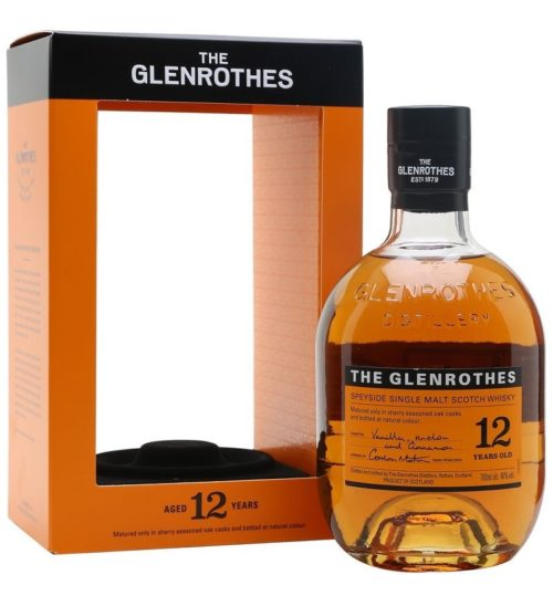 GLENROTHES 12Y 070 40%
