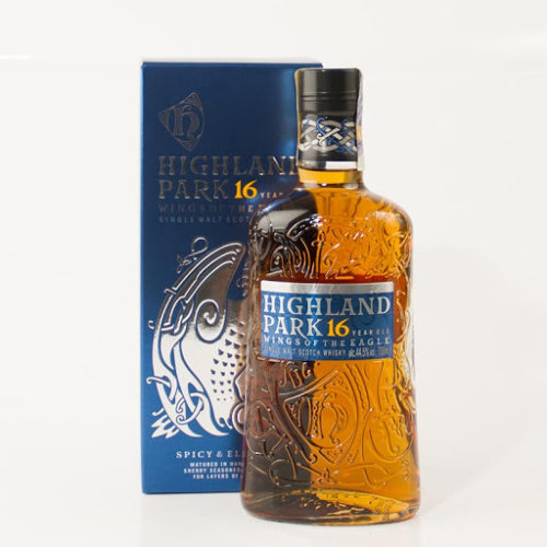 HIGHLAND PARK 16Y WINGS OF THE EAGLE 070 44,5%