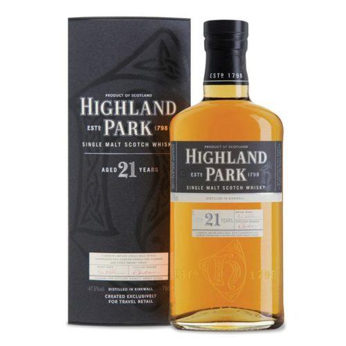 HIGHLAND PARK 21Y 070 47,5%