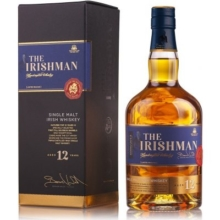 IRISHMAN SINGLE MALT 12Y 070 43%