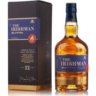 IRISHMAN SINGLE MALT 12Y 070 43%
