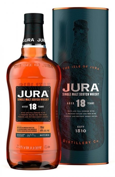 ISLE OF JURA 18Y 070 44%