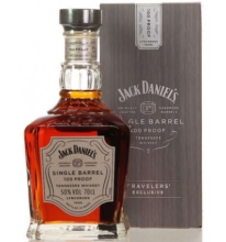 JACK DANIELS Single Barrel 100Proof 070 50%