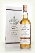 LAPHROAIG 27Y Limit.Ed. 2017 070 41,7%