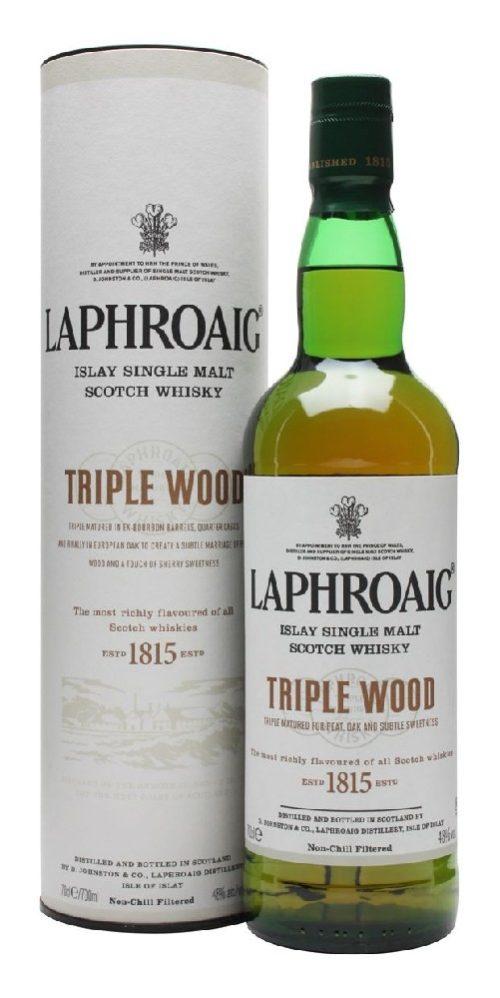 LAPHROAIG TRIPLEWOOD 070 48%