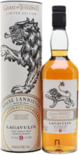 LAGAVULIN 9Y GAME OF THRONES 070 46%
