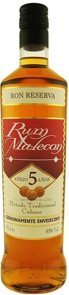 Rum Malecon 5yo