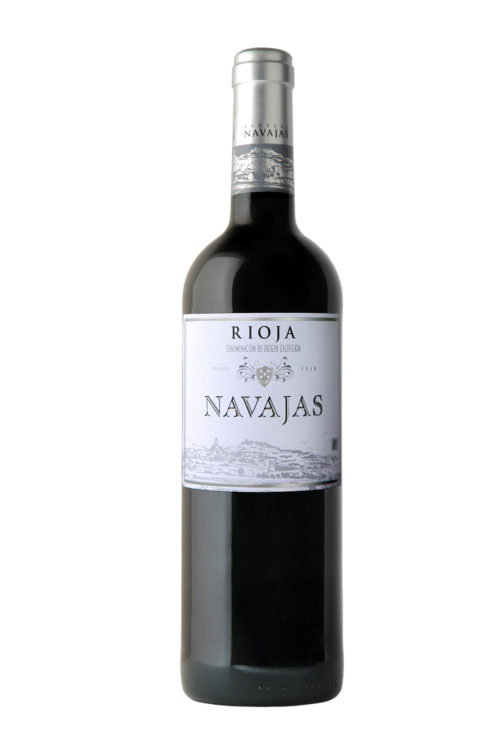 Tinto 2018 DOC Bodegas Navajas 0,75