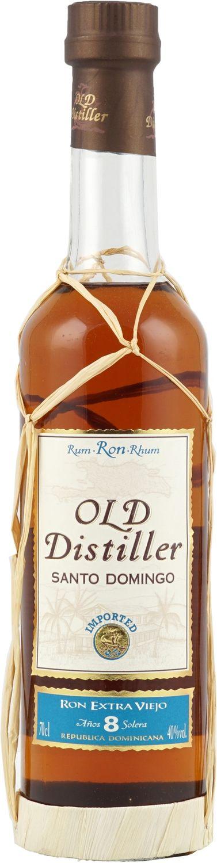 Old Distiller 8yo Rum