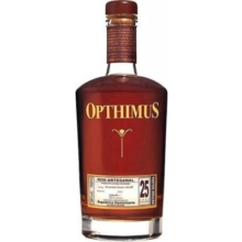 OPTHIMUS 25Y Malt Whisky Finish 070 43%