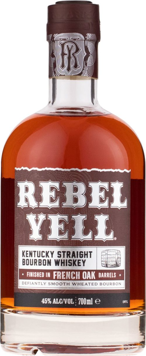 Rebel Yell French Oak Finish