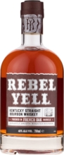REBEL YELL French Oak Finish 0,7l 45%