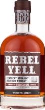 REBEL YELL French Oak Finish 0,7l 45%