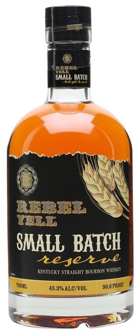 REBEL YELL Small Batch Reserve 0,7l 45,3%