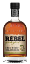 REBEL YELL Ginger Whiskey 0,7l 35%