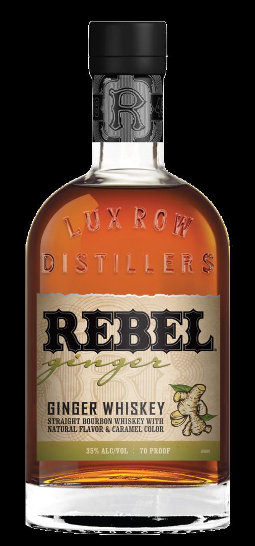 Rebel Yell Ginger Whiskey