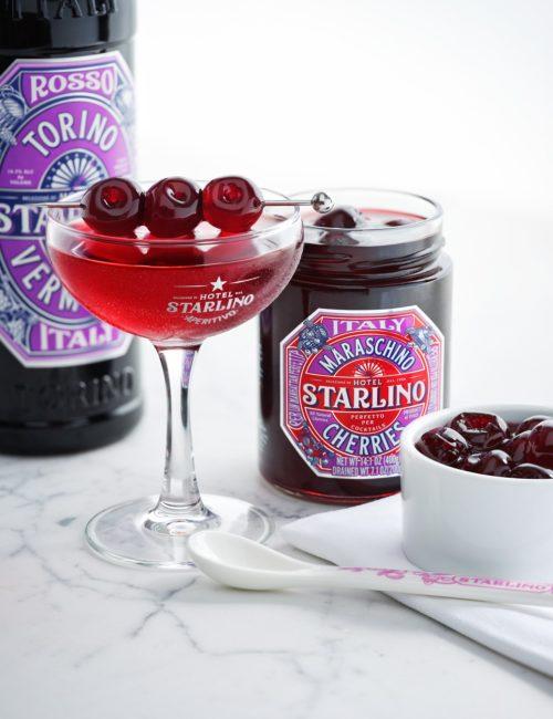 Starlino Maraschino Cherries 400g