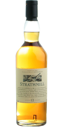 STRATHMILL 12Y F+F 070 43%
