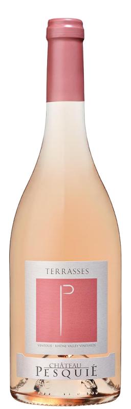 Terrases Rosé 2018 AOC Château Pesquié 0,75