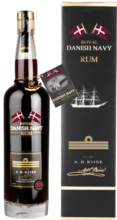 A.H. RIISE Royal Danish Navy Rum 0,7l 55%