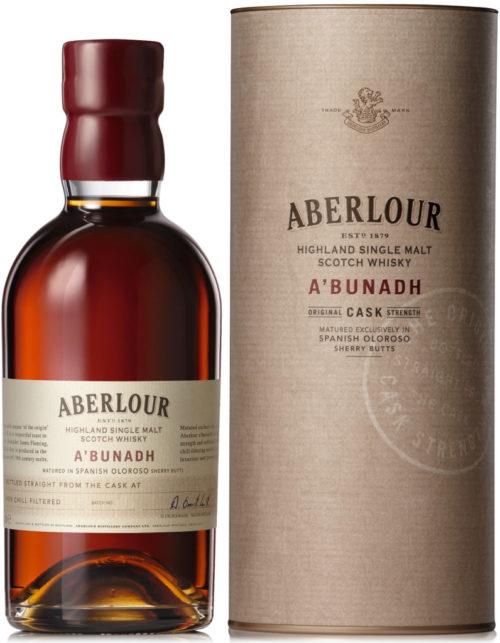 ABERLOUR A'BUNADH 070 60,7%