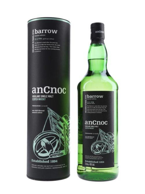 AN CNOC BARROW Limited Edition LTR 46%