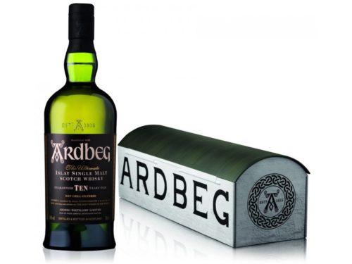 ARDBEG 10 Y Warehouse Pack 070 46%