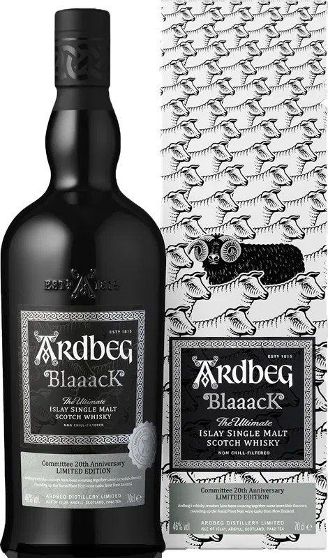 ARDBEG BLACK 070 46%