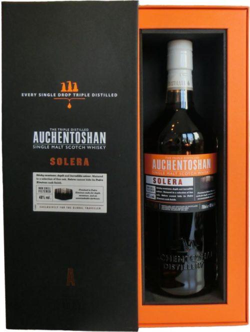 AUCHENTOSHAN Solera Triple Dist. 070 48%