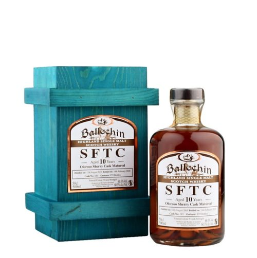 BALLECHIN SFTC SHERRY 050 60,3%
